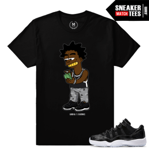Air Jordan 11 Barons Tees Shirts