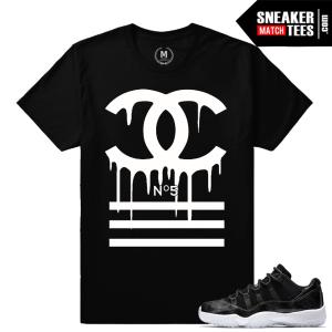 Barons 11 low Jordan Sneaker Tees