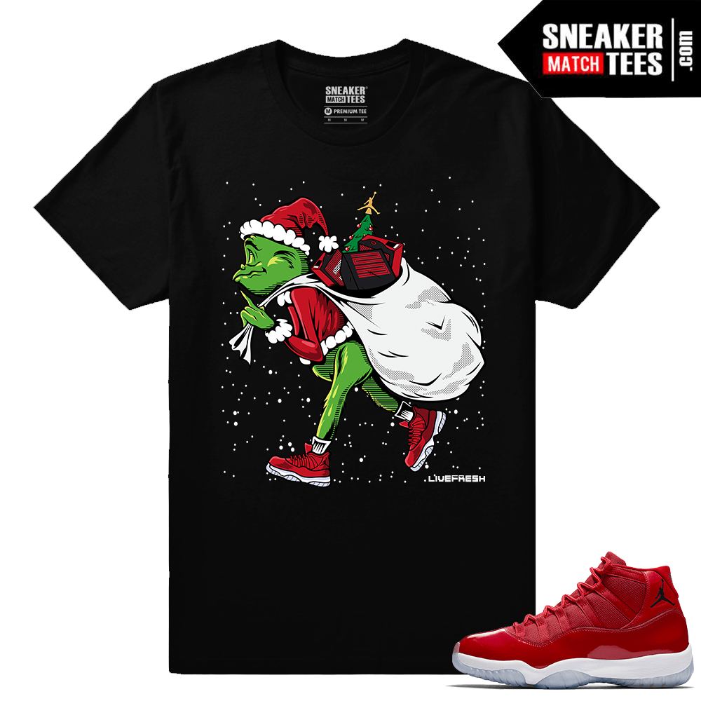 1bda609d538 Jordan-11-Win-Like-96-Gym-Red-Sneaker-tees-Black-Sneakerhead-Grinch.png