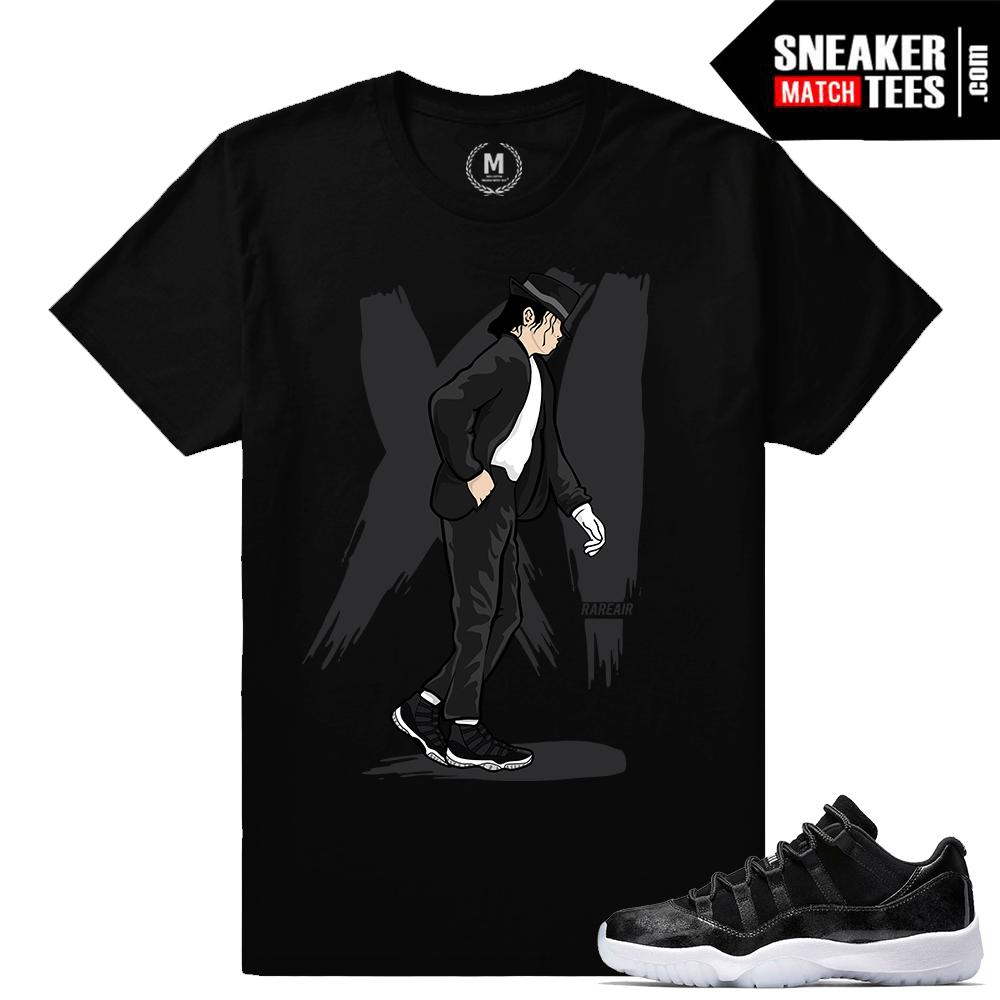 21a039fa5a8fdc Air Jordan 11 Barons Sneaker Match Tees Shirts - Sneakermatchtees.com
