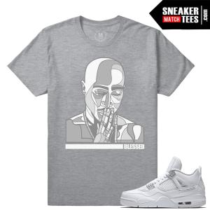 Jordan 4 Pure Money Sneaker tees shirt
