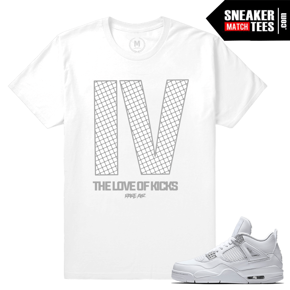 Pure Money 4 Jordan Shirt