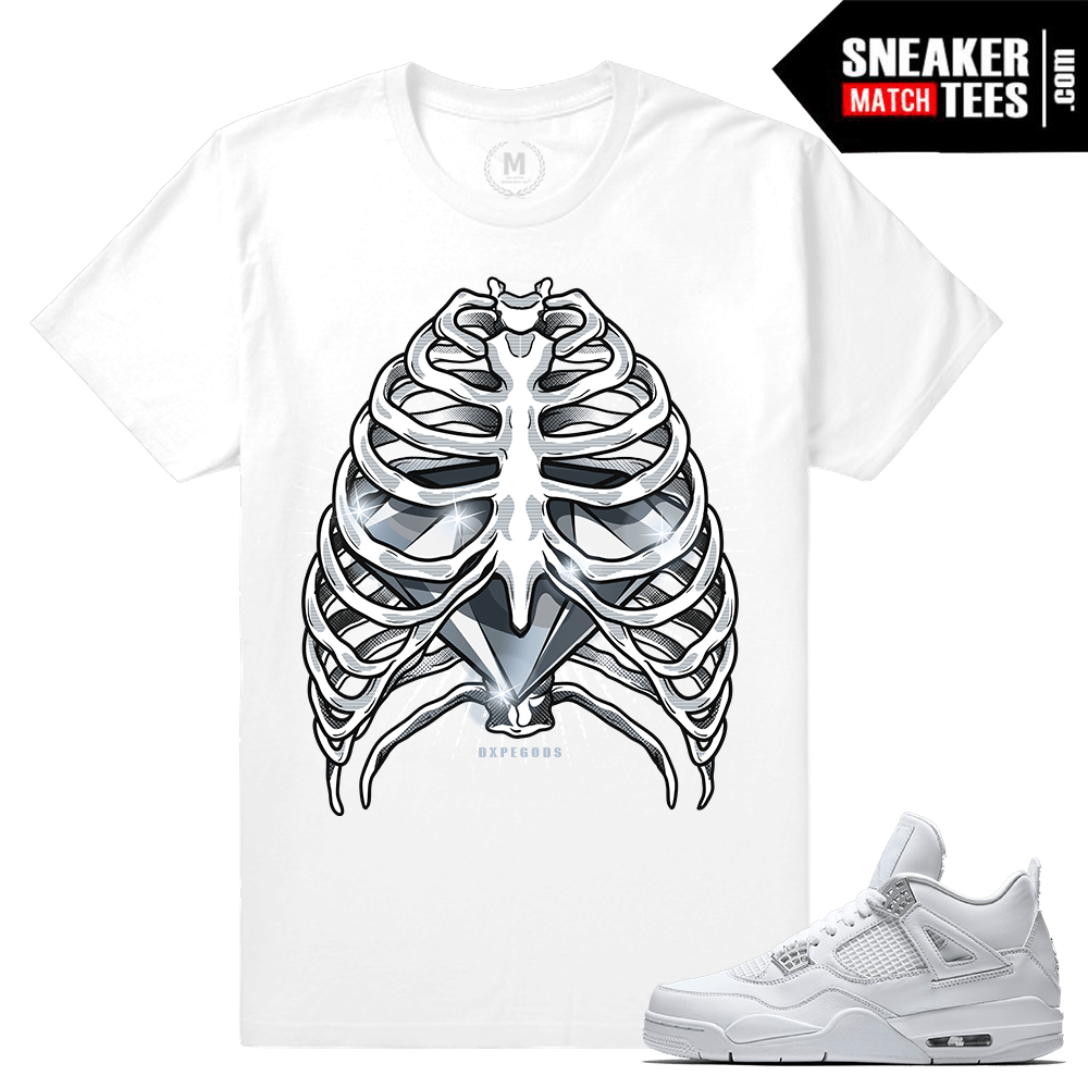Shirts Pure Money Jordan 4s