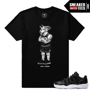 Sneaker tees Barons 11 Lows