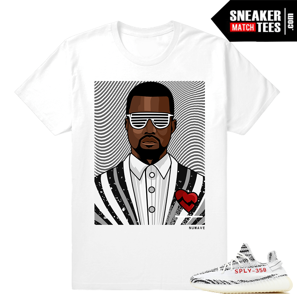 Boost Tees Sneaker Match Adidas Shirt Yeezy 1qZXwwz5