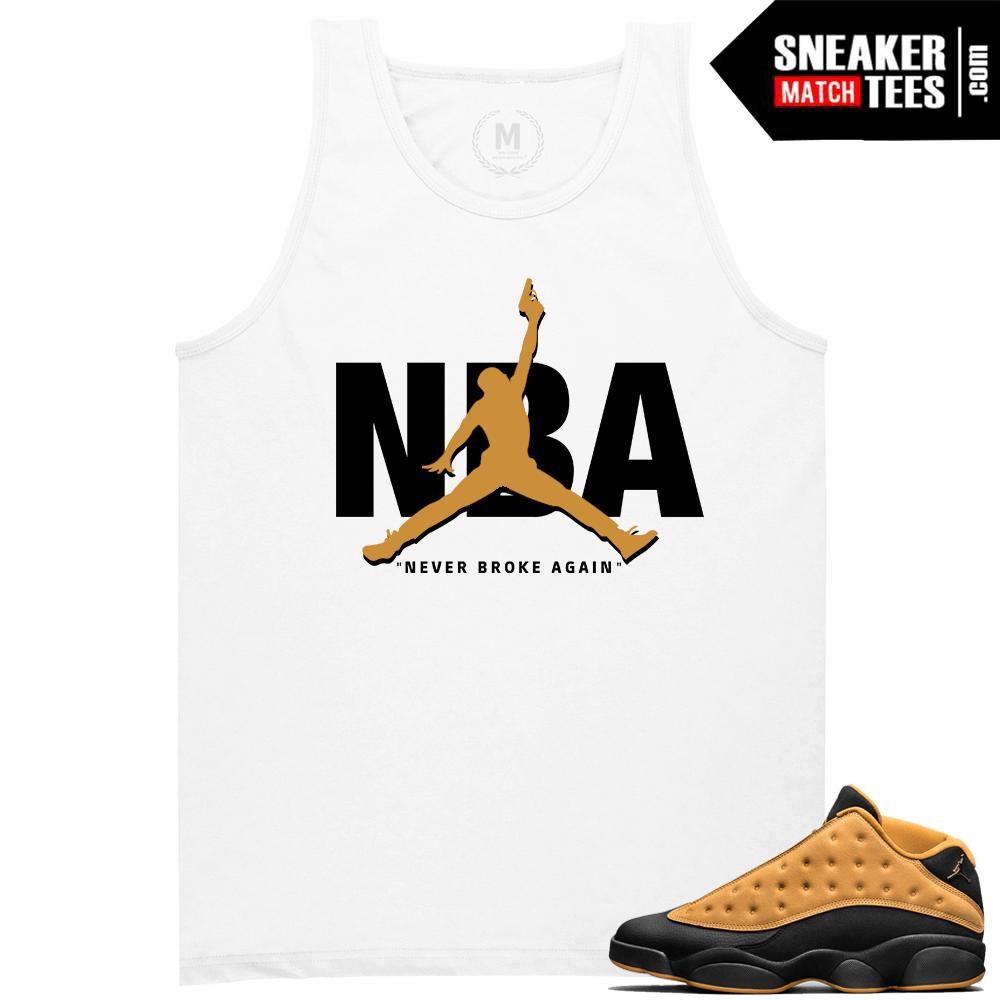 c7b66c75107f0f Air Jordan 13 Chutney Match Sneaker Tees