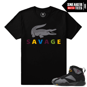 Bordeaux 7s Jordan tees