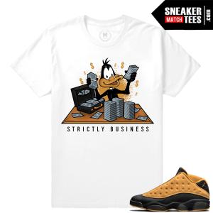 Chutney 13s Sneaker tee shirt