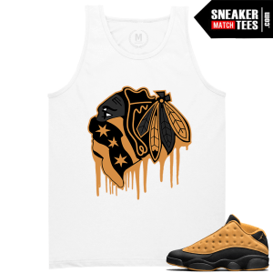 Chutney 13s Sneaker tees Match Jordan