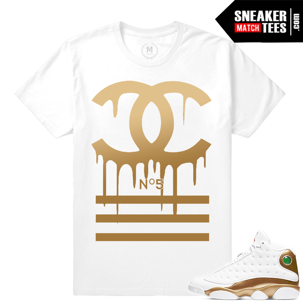 DMP Jordan Pack Shirts to Match DMP 13s