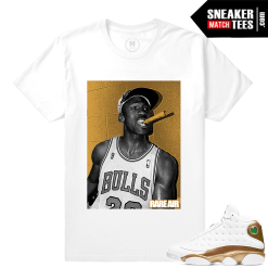 DMP Pack 13s Match Sneaker tee Shirt