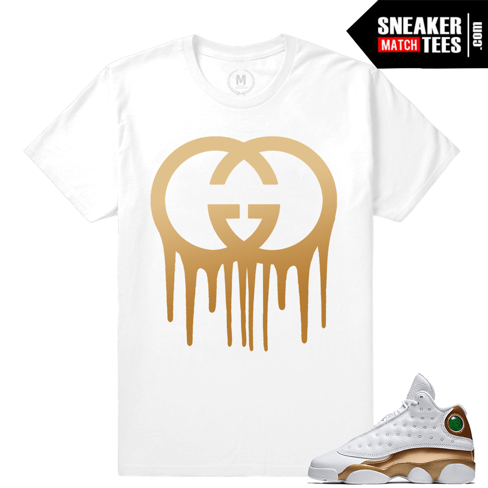 DMP Pack T shirts Match Jordan 13