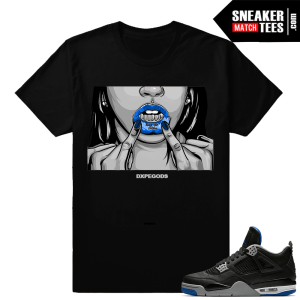 Jordan 4 Alternate Motorsport Mob Tat T-shirt