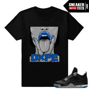 Jordan 4 Motorsport Away Dxpe 4s T-shirt