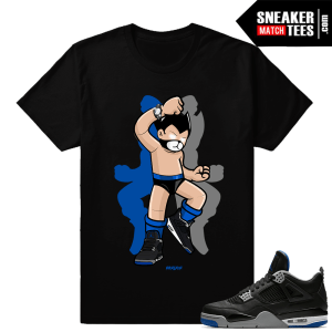 Jordan 4 Motorsport Match Astro Boy Shirt