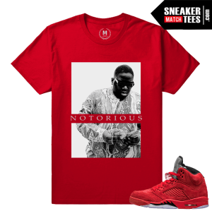 Jordan Retro 5 shirts to match
