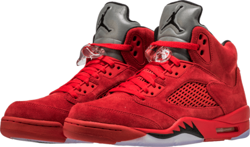 22cec4bc324a9b Air Jordan 5 Red Suede Release Date - Sneaker News Release