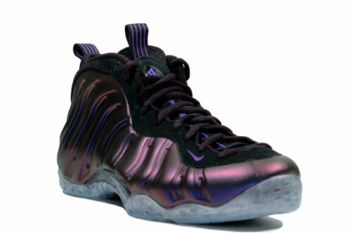low priced 0775f 3a8ac Foamposites Eggplant Foams shirts to match -SneakerMatchTees.com