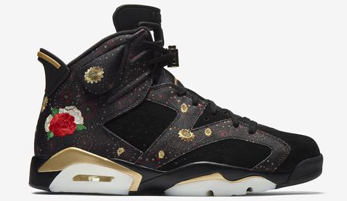 Jordan Release Dates CNY 6s