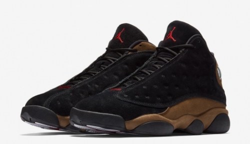 Jordan Release Dates Olive 13s