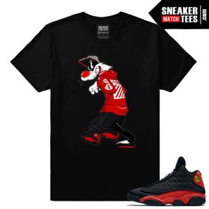 Bred 13 Air Jordan Retro Clothing Streetwear Shirts