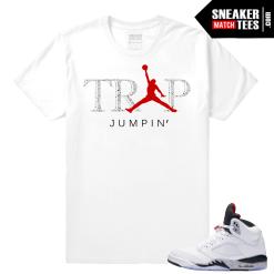 Cement t shirt Match Jordan 5