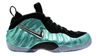 Foamposite Release Dates Island Green