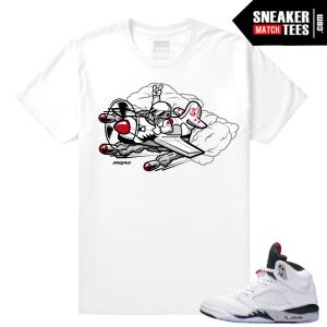 Jordan 5 Cement Shirt