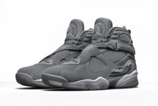 Jordan 8 Cool Grey Retro 8