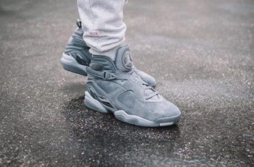 Jordan Release Date Jordan 8 Cool Grey