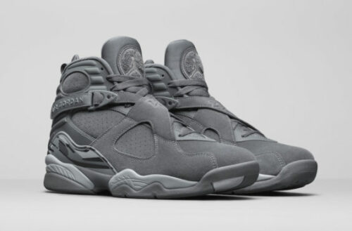 5ed20d9a32241 Air Jordan 8 Cool Grey Jordan Release Dates - New Jordans Release