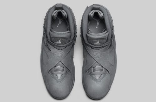 Jordan Release Dates Retro 8 Cool Grey