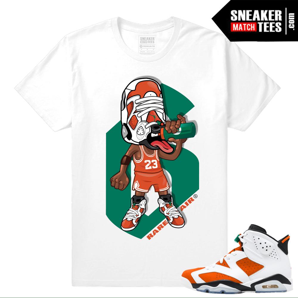 e40ca124692 Sneakerhead Gatorade 6s shirts to match - SneakerMatchTees.com