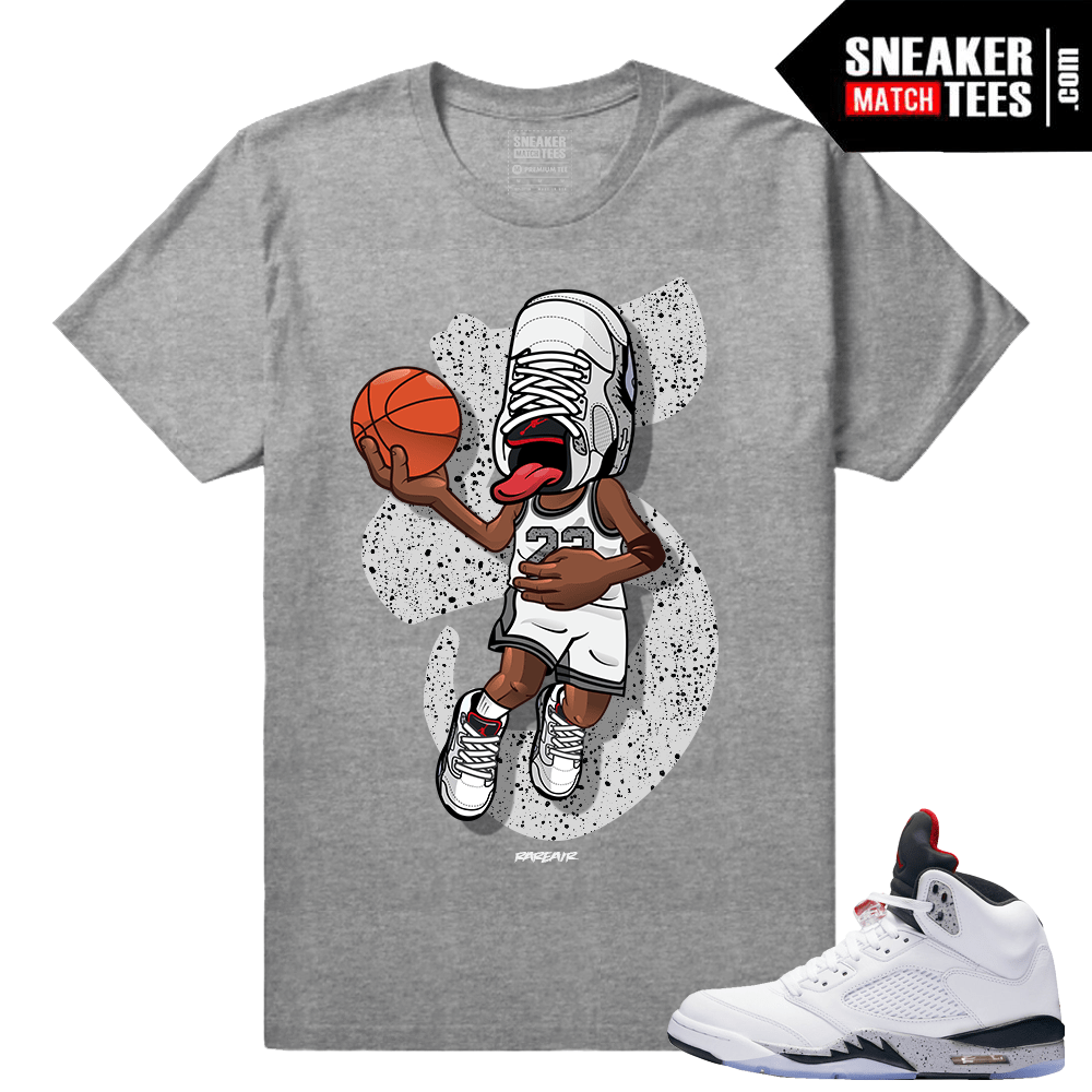 Sneakerhead Jordan 5 Cement