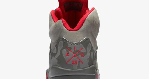 Air Jordan 5 Camo New Jordans
