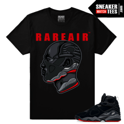 Air Jordan 8 Retro Bred T shirt