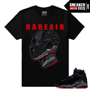 Air Jordan 8 Retro Bred T shirt