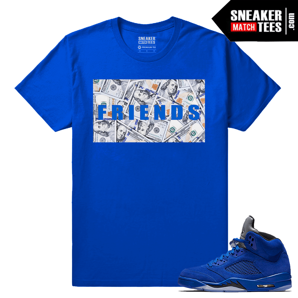 Air Jordan Retro 5 Sneaker Tees Shirts