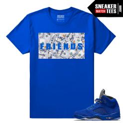 Air Jordan Retro 5 Sneaker Tees Shirts
