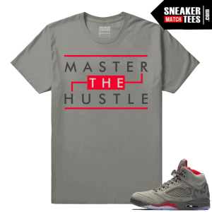 Jordan 5 shirts to match sneakers Camo