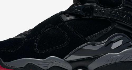 size 40 d145c e96d0 Jordan 8 Bred Sneaker Tees Shirts to Match - Sneaker Match ...