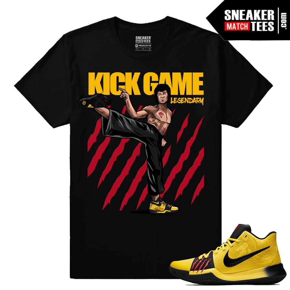 56151d9d936c Kyrie 3 Mamba Mentality Sneaker Tee Shirt - Sneaker Match Tees ®