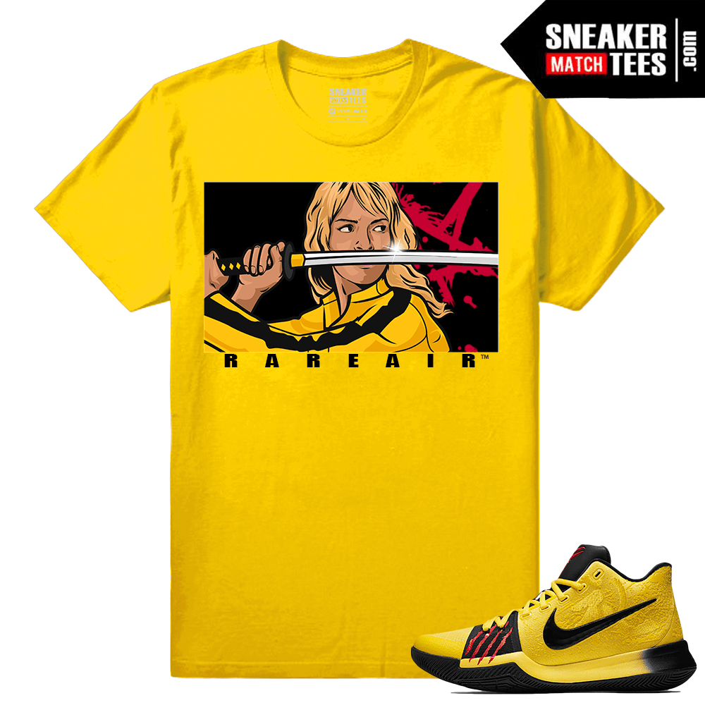 Nike Kyrie 3 Sneaker tees to Match