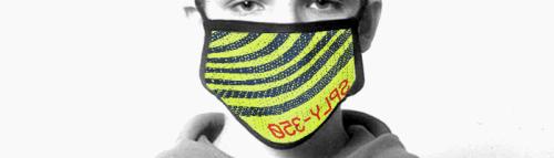Yeezy Boost 350 V2 Semi Frozen Face Mask Streetwear
