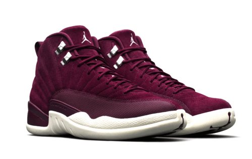 981baca6ff64f7 Air Jordan 12 Bordeaux - Sneaker Match Tees ®
