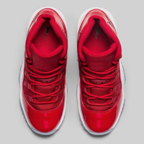 a7ba5862168b08 Air Jordan 11 Gym Red Win Like 96 - Sneaker Match Tees Online Shop