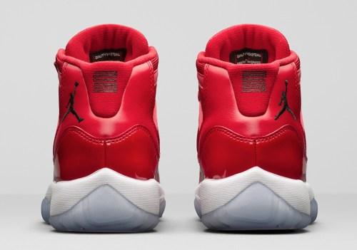 Jordan 11 Gym Red Win Like 96 _5