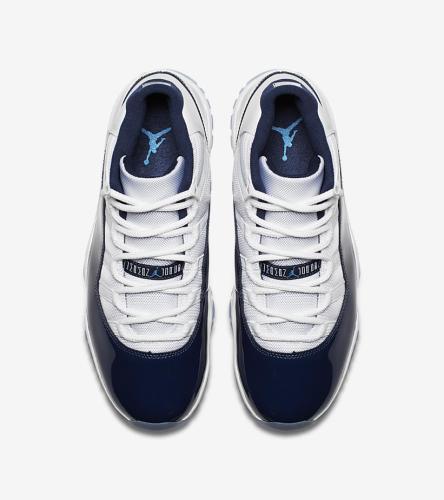 Jordan 11 Midnight Navy _5