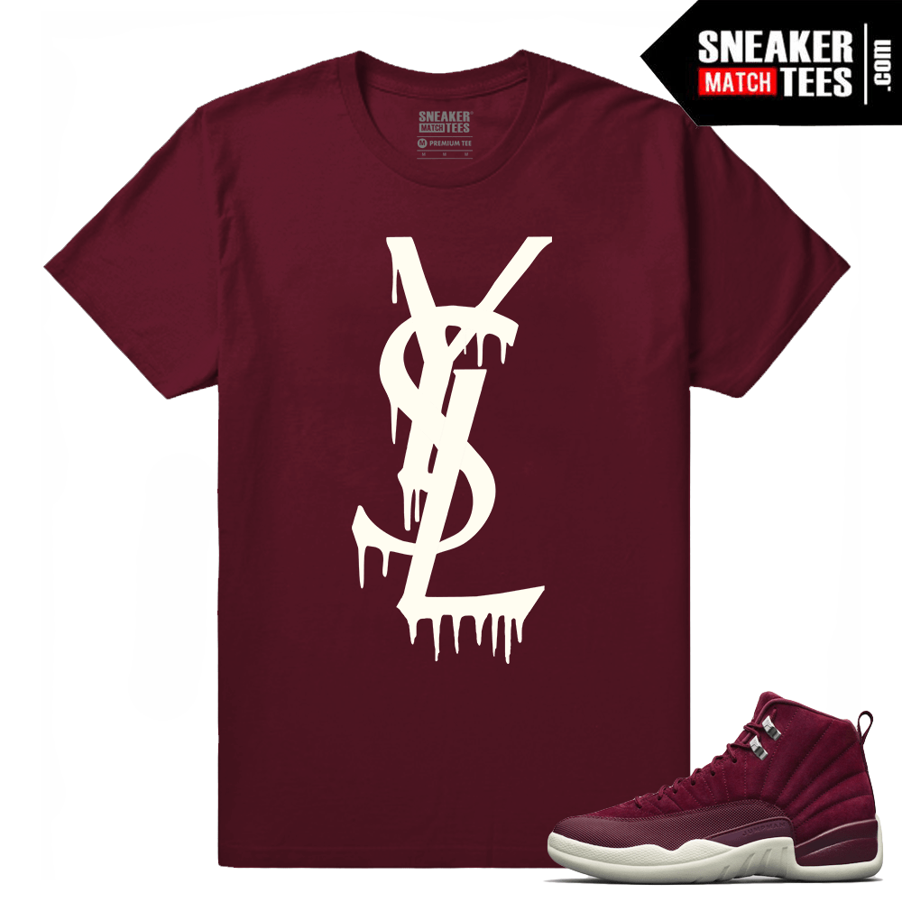 b8bdf878ad03bd Air Jordan 12 shirts sneaker tees to match Jordan 12 Japan