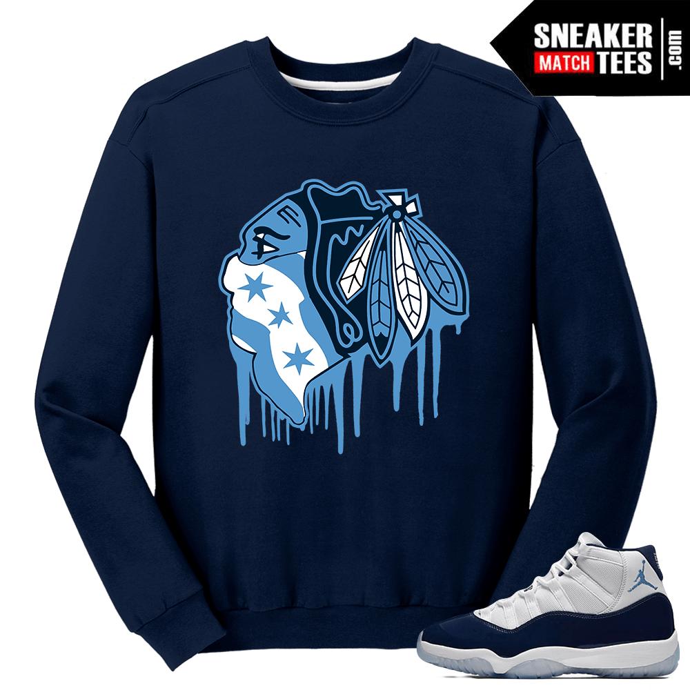 c13bab792c2 Jordan 11 Archives   Sneaker Tees Match Air Jordan Retro Yeezy Boost ...